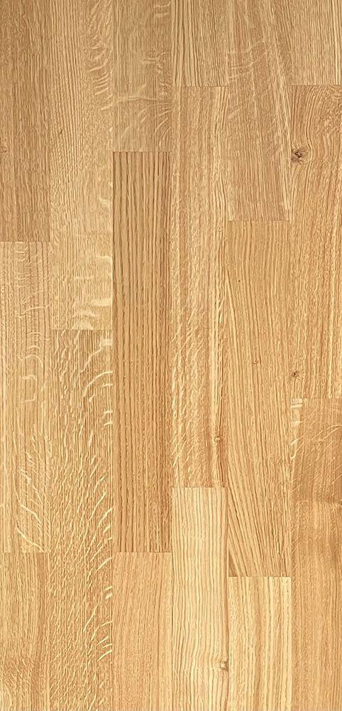 PARKETT Puulux Caroline tamm matt lakk 3-lip 12x200x1180 (natur, UniFit X click)