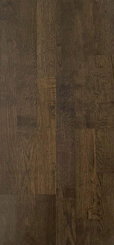 PARKETT Puulux Caroline tamm tumepruun matt lakk 3-lip 12x200x1180 (natur, UniFit X click)