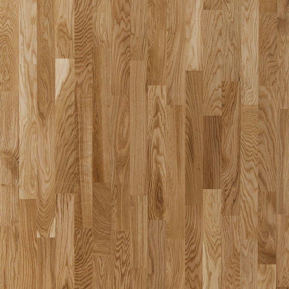 Naturaalparkett Polarwood tamm living matt 3-lip