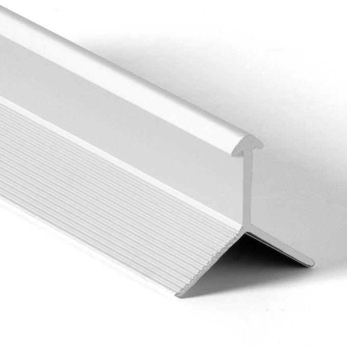 Clicwall Aluminium external corner profile 3500 mm