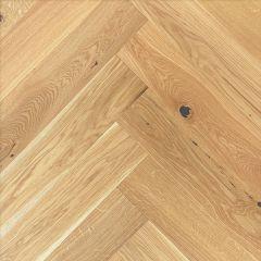 Kalasabaparkett Puulux Roberta tamm matt lakk 12x120x600 (rustik, UniFit X click)